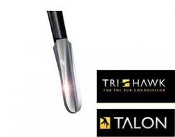 Fraises Transmetal (usage uinique) Tri Hawk